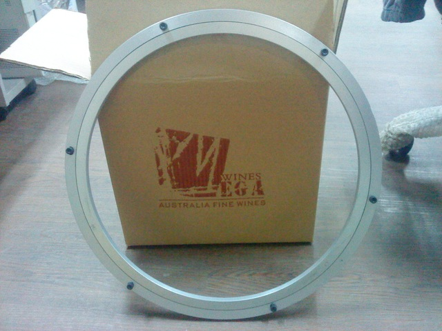 31 4 800mm Turn Table Heavy Duty Lazy Susan Bearing Dining Turntable Ls25