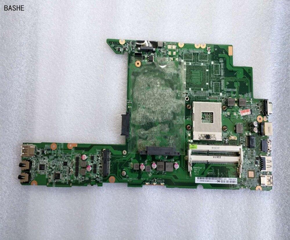 Freies Verschiffen Für Lenovo Z470 Laptop Motherboard 100% Getestet Professionelles Design