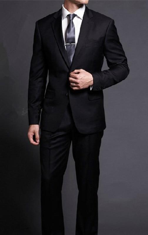 Men Slim Fit Suits With Pants Business Wedding Latest Coat Pant