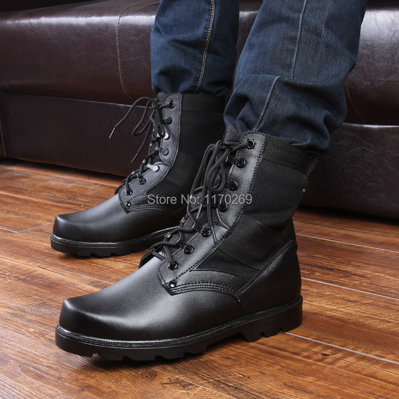 Popular Combat Safety Boots-Buy Cheap Combat Safety Boots lots ...