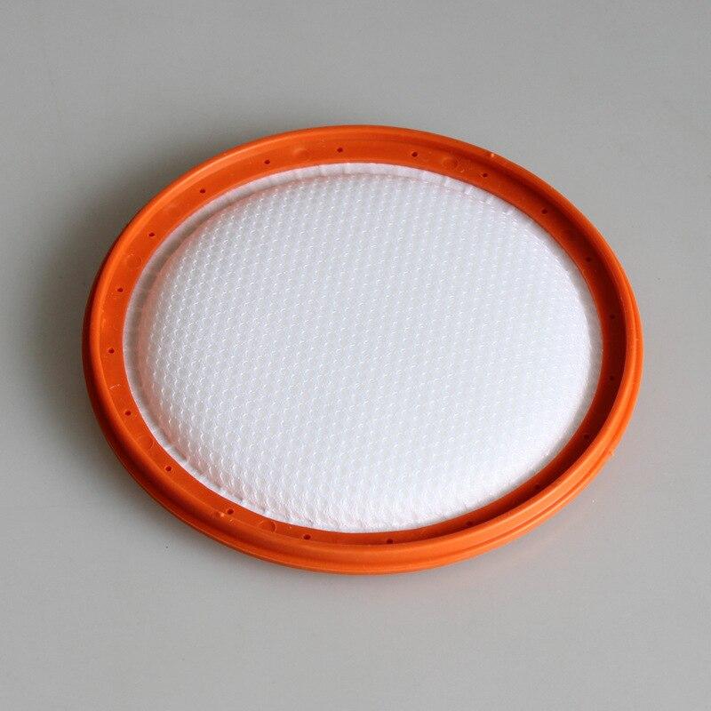 146 мм/130 мм моющийся фильтр для пылесоса круглый HV хлопковый фильтр элементы HEPA для midea C3-L148B C3-L143B VC14A1-VC
