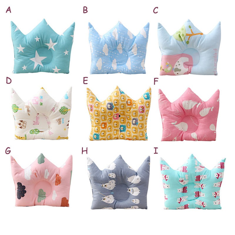 9 Styles Just Cute Brand High Quality Anti-migraine Pillow Concave Adorable Baby Shape Memory Foam Pillows