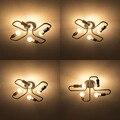 Современная Скандинавская люстра E27  современный железный светильник  Арт  внутреннее освещение  светильник  металлическая арматура для до...