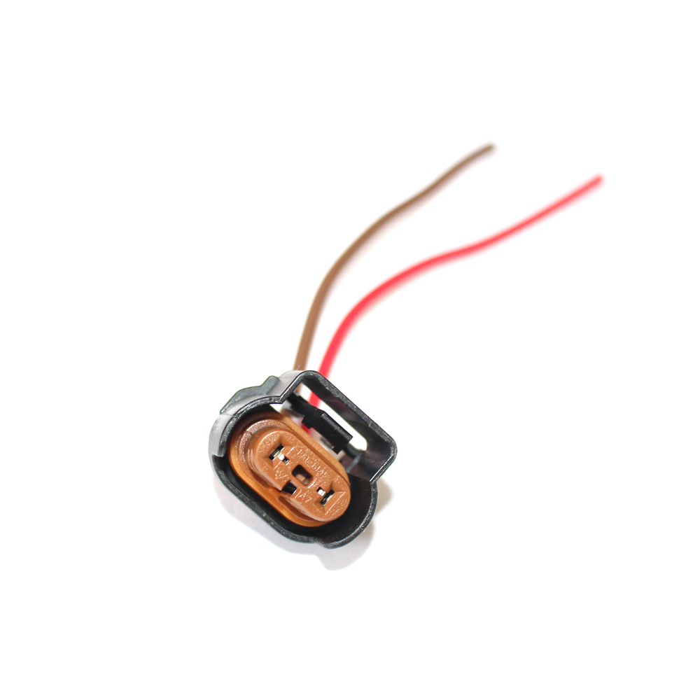 2 Pin Fog Light Pigtail Plug Wiring Connector 7h0941165 For Vw Jetta A Wall To Tiguan In Cables Adapters Sockets From Automobiles Motorcycles On