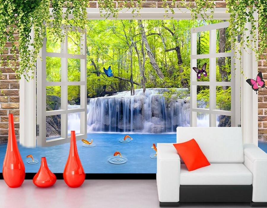 Compare Prices On Outdoor Wall Waterfall Online Shopping Buy Low Price