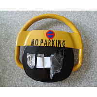 Car Space Reserved Remote Controls PARKING BARRIER lock CAR BOLLARD VEHICLE DRIVEWAY CAR SAFETY SECURITY