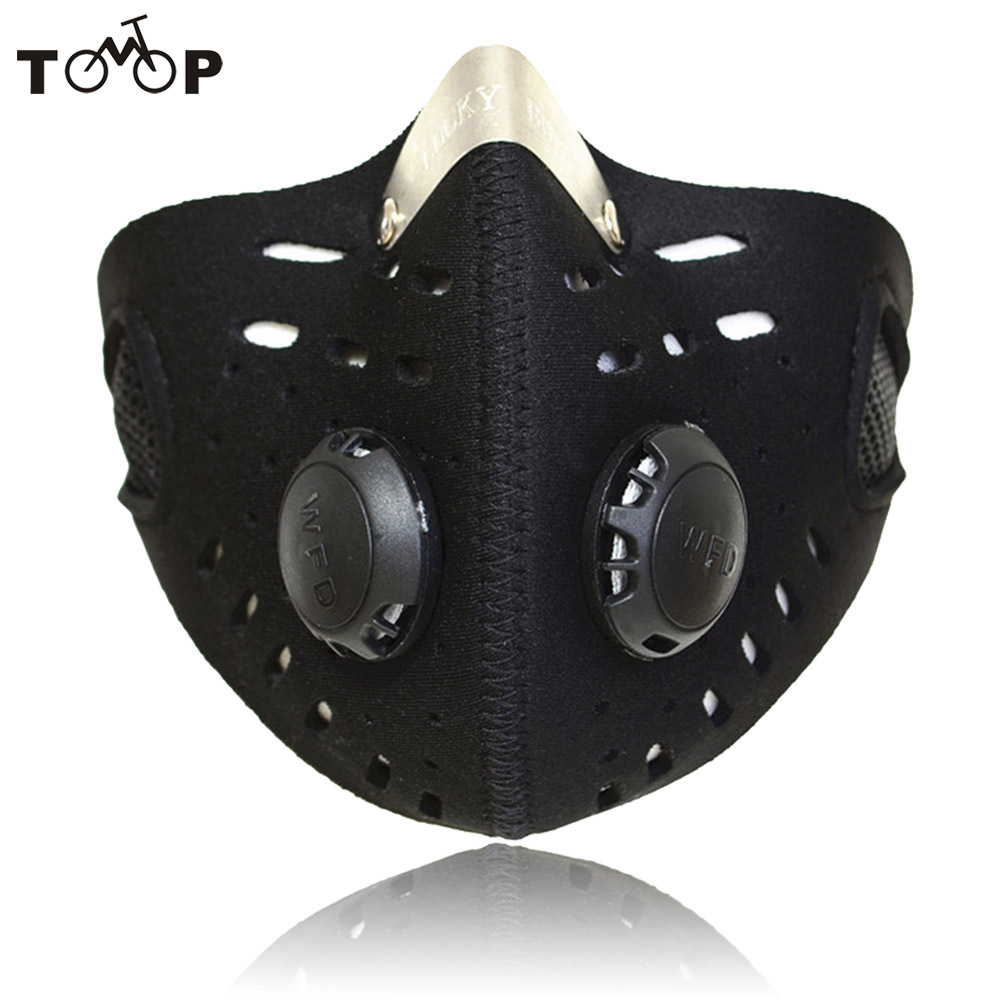 NEW 2016 Outdoor Sports Bike Face Mask Filter Air Anti