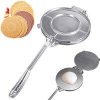 Tortilla Maker Press Heavy Duty Restaurant Commercial Aluminium Meat Press MYDING