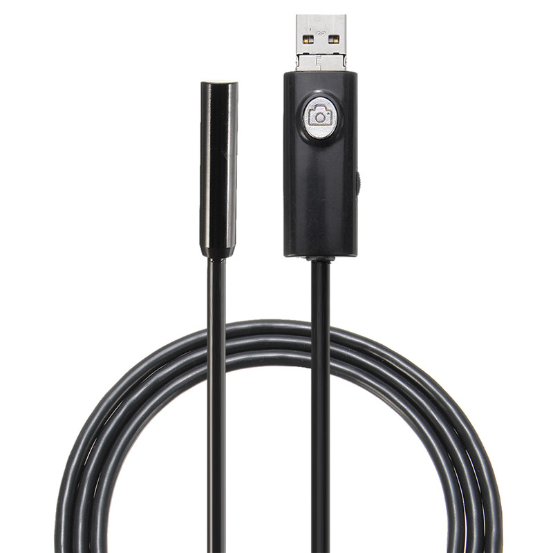 5.5mm USB Endoscope 6LED IP67 Waterproof Borescope Inspection Camera For Android Smart Phone PC Laptop with 1m-5m Flexible Cable5.5mm USB Endoscope 6LED IP67 Waterproof Borescope Inspection Camera For Android Smart Phone PC Laptop with 1m-5m Flexible Cable