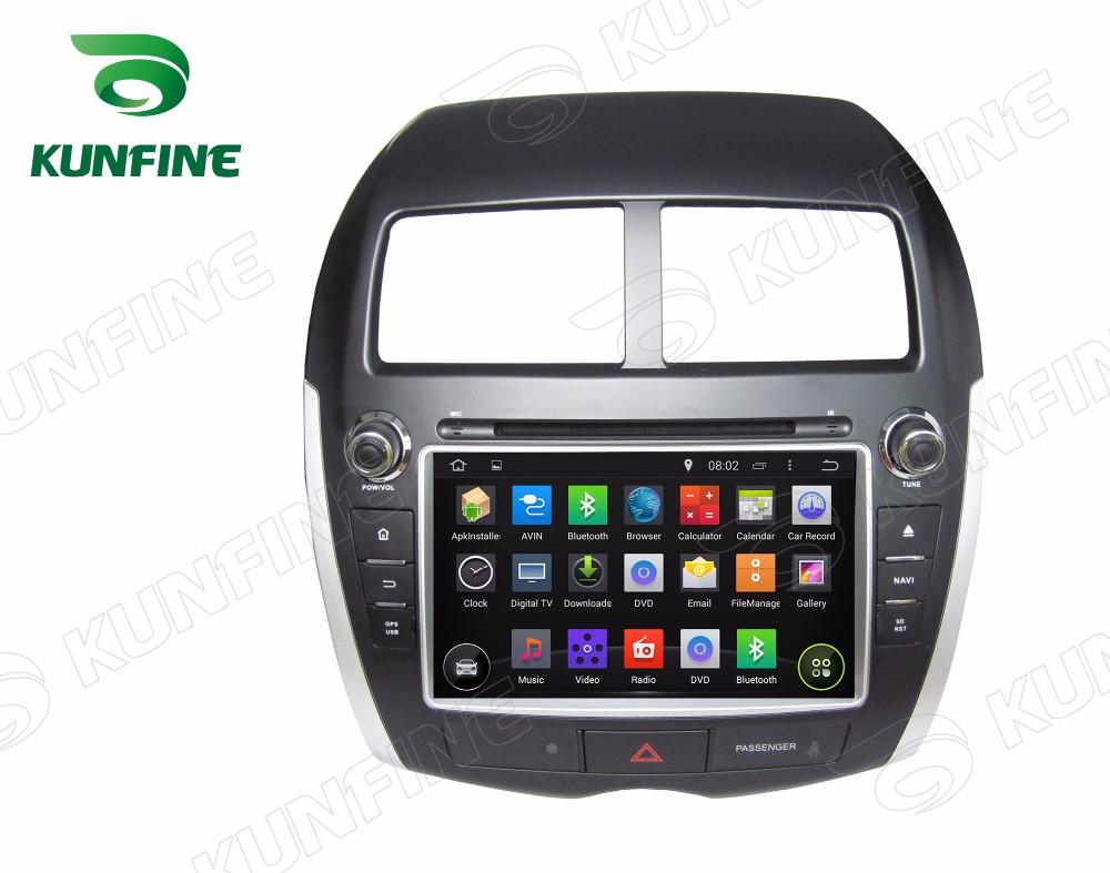 Car dvd GPS Navigation player for ASX 2010-2012 A