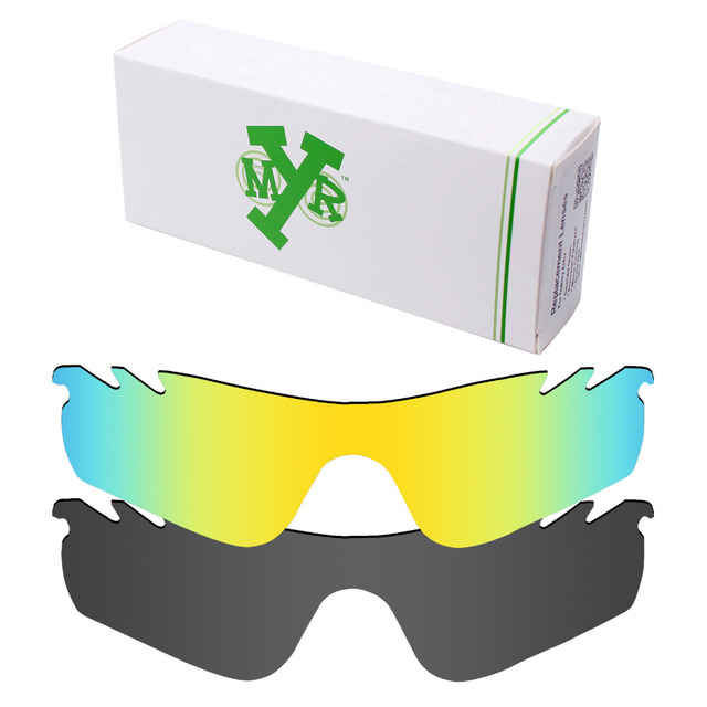b4d4d88a37 ... low cost 2 pieces mryok polarized replacement lenses for oakley  radarlock path vented sunglasses lens stealth