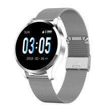 Get more info on the Q9 Smart Watch Men Fashion Electronics Men Women Waterproof Sport Tracker Fitness Bracelet Smartwatch Wearable Device