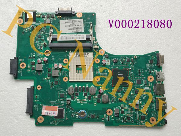 FOR Toshiba Satellite PRO L650 L655 C650 V000218080 6050A2332401 HM55 S989 Laptop Motherboard