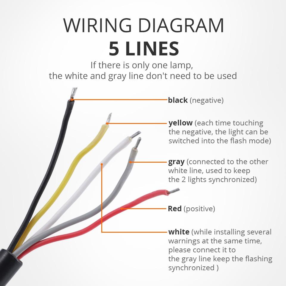 Wiring Diagram Emergency Lights