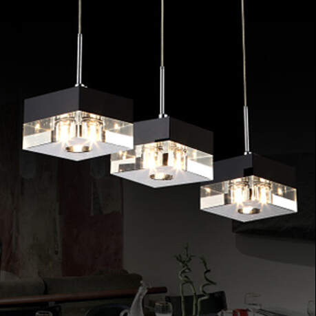 IWHD K9 Crystal Fashion  Modern Modern LED Pendant ...