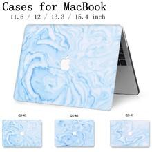 Mode pour ordinateur portable MacBook Hot ordinateur portable housse housse pour MacBook Air Pro Retina 11 12 13 15 13.3 15.4 pouces tablette sacs Torba