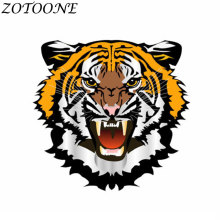 ZOTOONE Dog Patches Heat Transfer Patch Animal Iron on for Baby Clothing Beaded Applique Clothes DIY T Shirt Accessor H