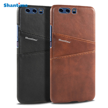 3303e502b85 Luxury Pu Leather Wallet Case For Huawei P10 Plus Phone Bag Case For Huawei  P10 Business