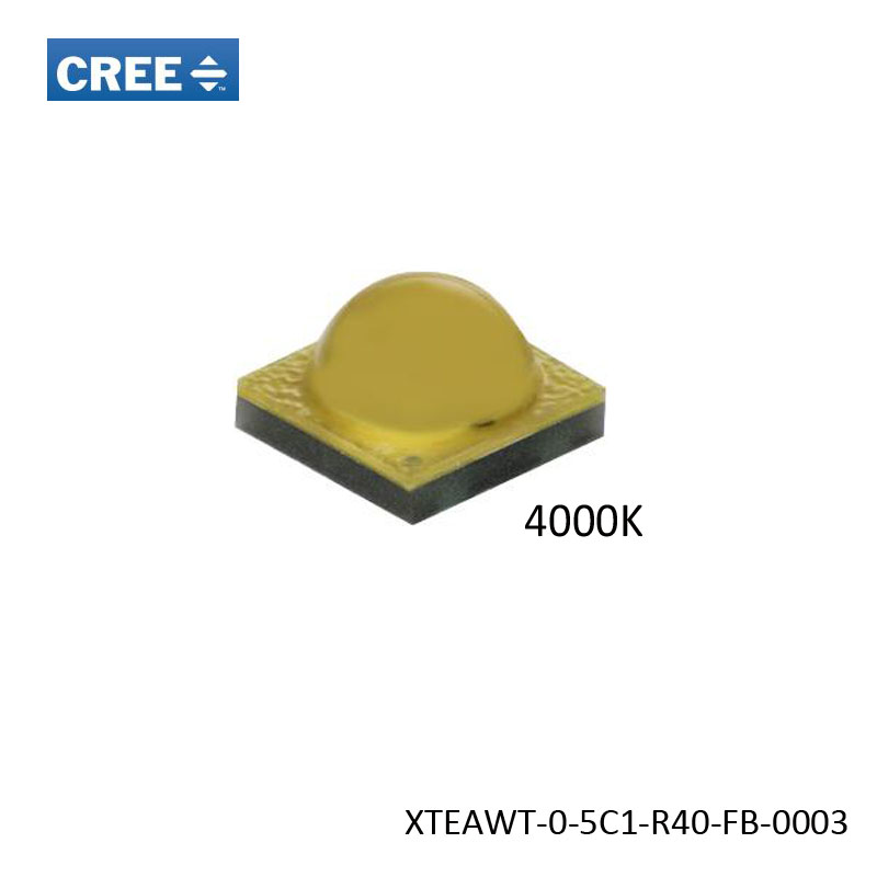 7PCS/Lot <font><b>Cree</b></font> <font><b>LED</b></font> SMD <font><b>LED</b></font> 3535 <font><b>5W</b></font> 3V 4000K <font><b>LED</b></font> XTEAWT-0-5C1-R40-FB-0003 Fast Shipping Via China Post Registered Air Mail image
