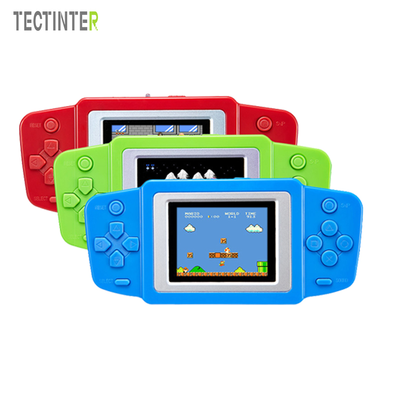 RS-33 Game Handheld Game Players Console 2.5 Inch Screen Built-in 268 Classic Games With Package For Games Best Gift For Kids