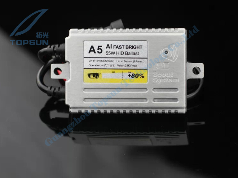 New Technology  Smart HID Ballast Shilan A5 Fast Bright AC 55W, with AI Scout System, Much Safe and Stable, Free Shipping deepika singh and amita verma floating drug delivery system a novel technology