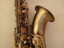 Янагисава T-992 высокое качество тенор саксофоны музыкальный инструмент античная латунь медь поверхности Bb тон Sax с случае мундштук