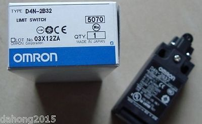 DHL/EMS 5 LOTS NEW IN BOX OM-RON limit switch D4N-2B32 -E1
