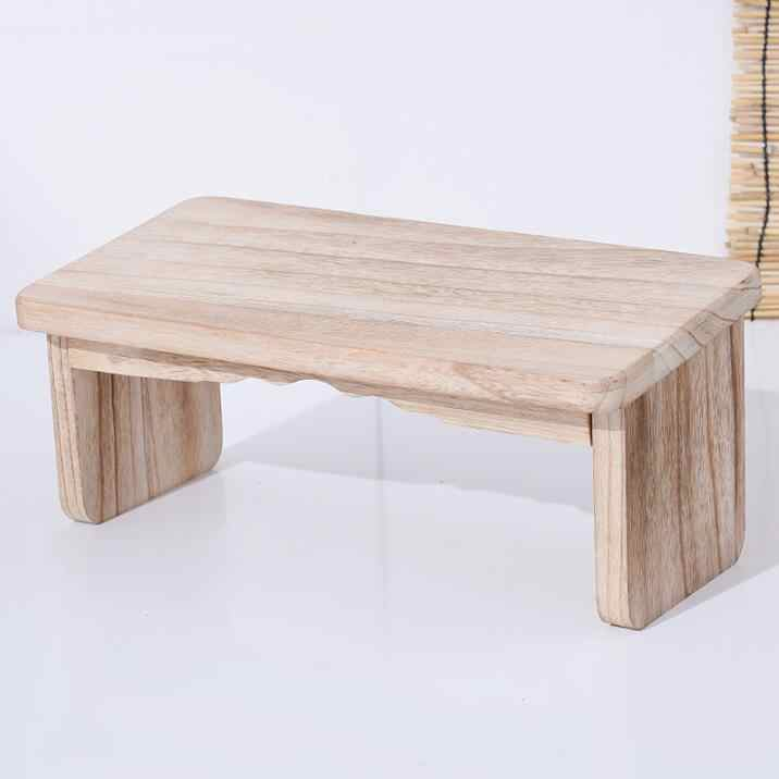 Pleasing Wooden Meditation Bench Portable With Folding Leg Solid Wood Andrewgaddart Wooden Chair Designs For Living Room Andrewgaddartcom