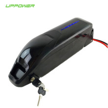 US EU Free Tax Electric Bicycle dolphin battery 52V 1000W Ebike motor use 14S4P NCR18650PF cells 52V 11.6Ah lithium ion battery