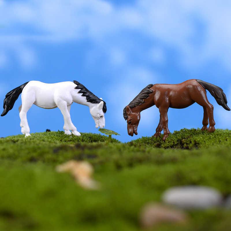 Estatueta em miniatura Ornamento Do Jardim Mini Planta Balão Simulação Balões Coloridos Micro Paisagem Decoração Da Casa de Fadas Figurinhas