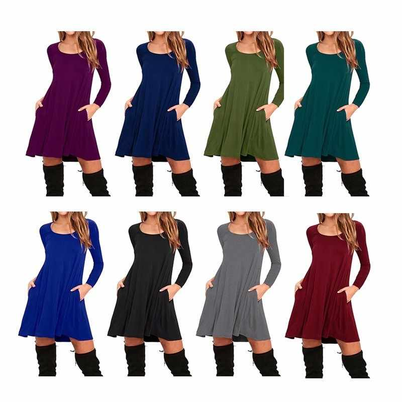 514b84b8b7cb2 ... Maternity Dresses Clothes Fashion Pregnancy Dress For Pregnant Women  Autumn Winter Dresses Maternity Clothing Mummy Clothes ...