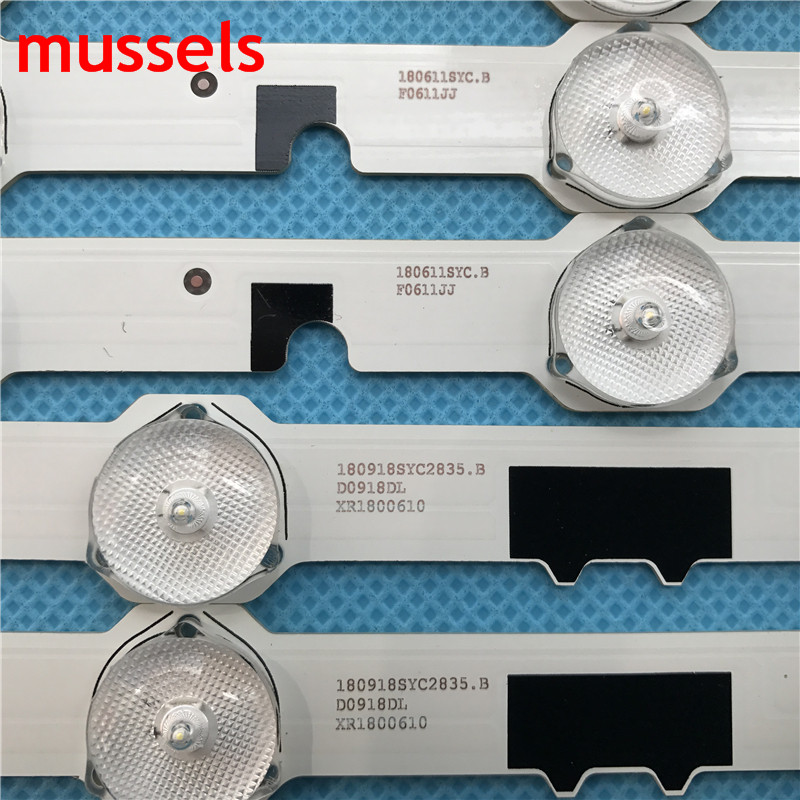 """Image 3 - LED Backlight strip For SamSung 40"""" TV 13lamp D2GE 400SCA R3 UA40F5500 2013SVS40F UE40F6400 D2GE 400SCB R3 UE40F5000 UE40F5700-in Industrial Computer & Accessories from Computer & Office"""