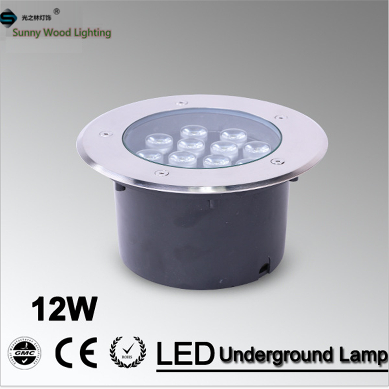 Free shipping LED underground lamp 12W inground light ,built in IP68 outdoor lighting AC24V ,led pool light underwater LUL-A-12W настенный светильник escada 121 1a e14х40w antique green
