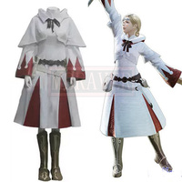Final Fantasy XIV 14 White Mage Cosplay costume