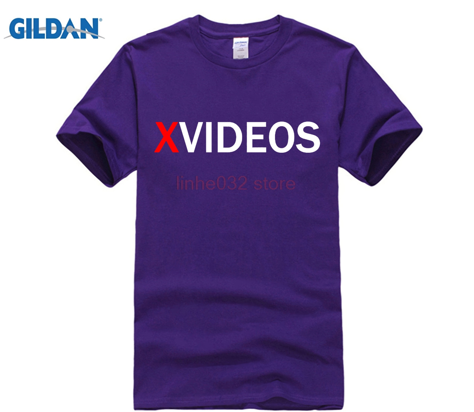 Famous Brand Men T Shirt Xvideos Logo S Large And Tall Tee Cotton Crew Neck Tshirt