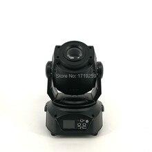 Freies Verschiffen 2 teile/los Neue Heiße verkauf 90 Watt LED Spot Moving Head Licht/USA Luminums 90 Watt LED DJ-Spot-Licht