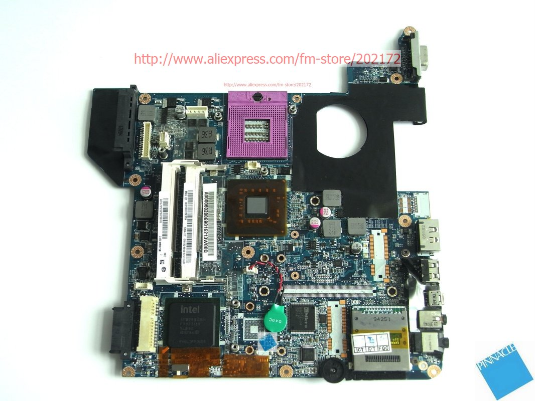 A000060280 Motherboard for Toshiba  Satellite M305 U400 Series  31TE1MB0260