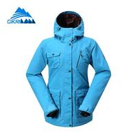 2018 Winter Womens Warm Outdoor Skiing Snowboarding Padded Jackets Snowboard Ski Jacket Women Snow Waterproof Windbreaker Coat