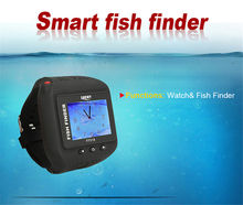 LUCKY FF518 Watch Type Fish Finder Wireless Wrist 60M/200ft Range High Accuracy Free shipping