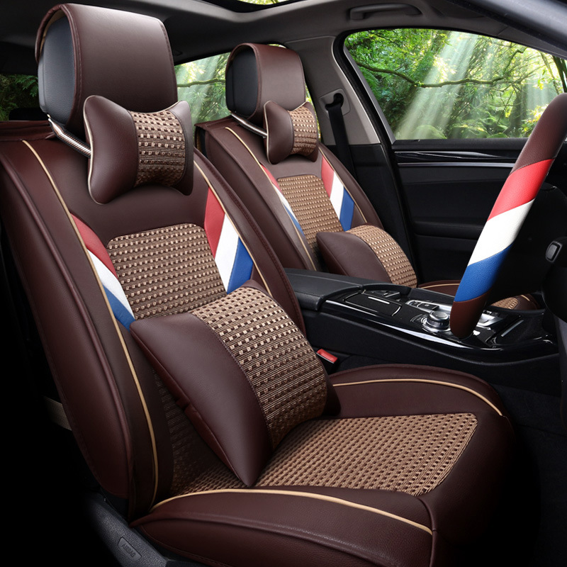new automotive car seat cushion set summer cooling feel for ROVER 75 MG TF MG 3/6/7/5 Maserati Coupe Spyder Quattroporte Maybach