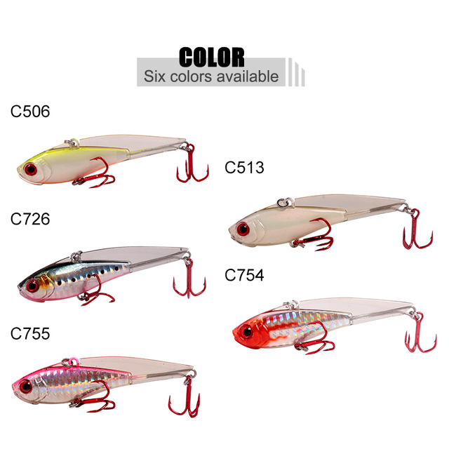 Kingdom fishing lure VIB Hook Fishing Sinking 1Pcs 7g 10.5g 14g 21g 28g 36g Wobblers Lures Pencil Artificial Baits model 3520 5