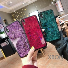 Epoxy crack Soft case For iPhone 8 6 6s 7 plus case for iPho