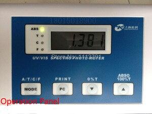 Image 5 - 722N, Modello Visibile Spettrometro di Laboratorio Spettrofotometro 220V di Lunghezza Donda 320 1020 nm