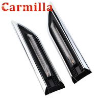 Carmilla Led Side Turning Signals Front Turn Lights Sticker For Chevrolet Cruze 2009 2010 2011 2012
