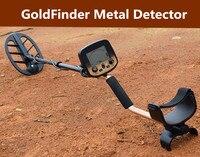 Бесплатная доставка! 2018 Лидер продаж высокий уровень низкая цена золота и алмазов детекторы металла с 19 кГц Рабочая частота
