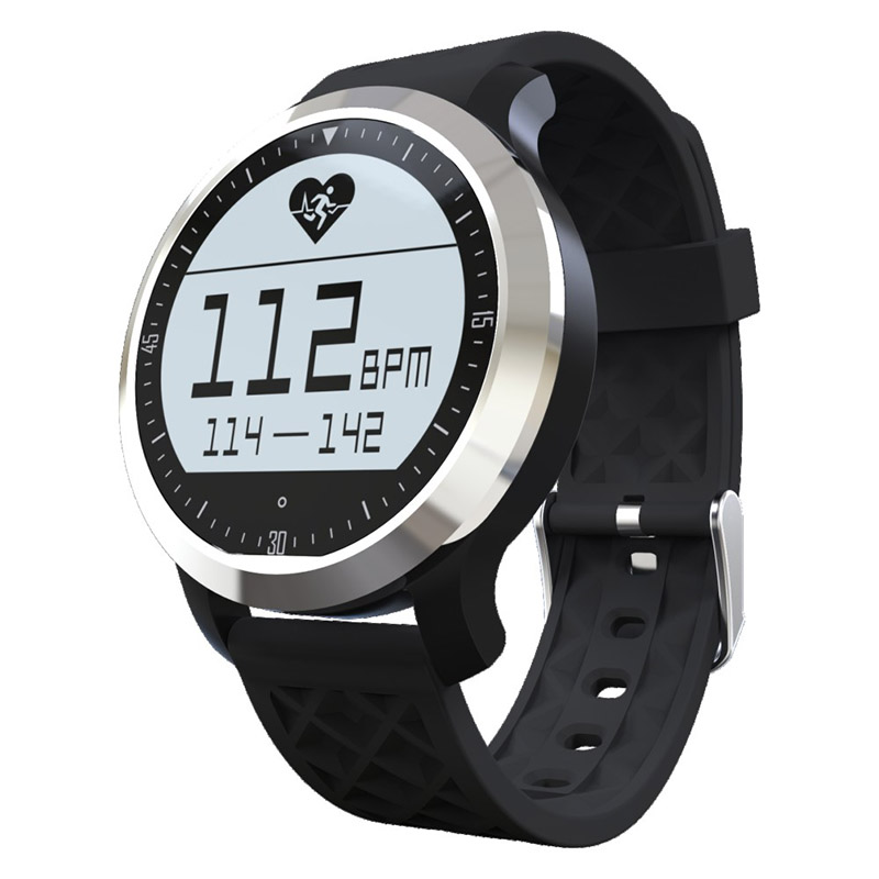 free ship new Swimming Bluetooth Smartwatch F69 Smart Watches For Apple iPhone Android Heart Rate Monitor Watch