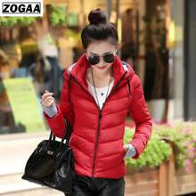 Winter Jacket Womens Fashion Puffer Quilted Thick Outerwear Plus Size Cotton-padded Coats S-3XL Women