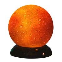 Vinil criativo Luzes Luzes Ornamentos Planeta Estrela Colorida Noite Estrelada Estrelas de Flash Luzes de Natal Decoração Artesanato Presentes
