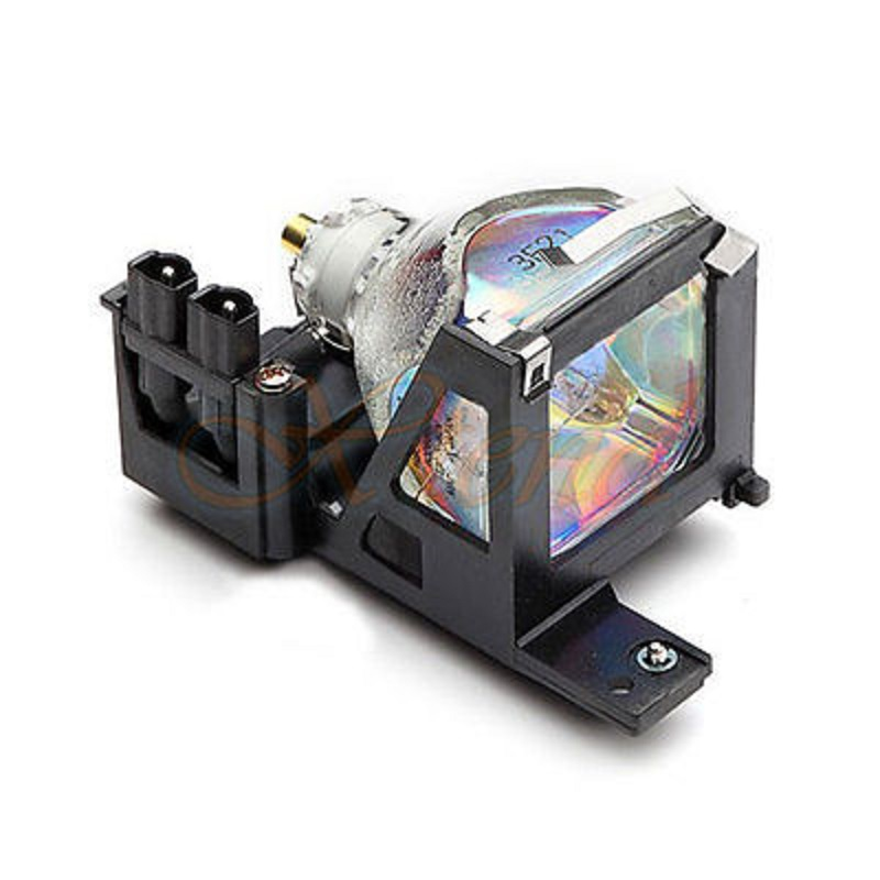 Original Projector Lamp With Housing ELPLP19C  For EPSON ELP-30BL pureglare original projector lamp for epson v13h010l50 with housing