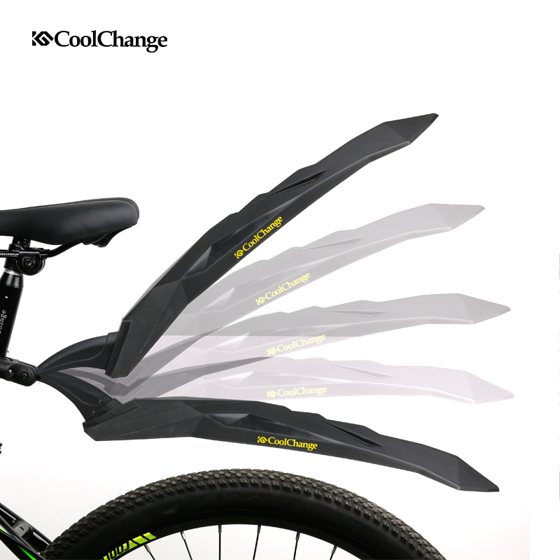 2Pcs//lot Bicycle Mudguard Rear Tire Fenders Bike Fenders Bicycle AccessoriVG